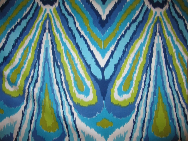 Ikat Fabric for chair reco copy