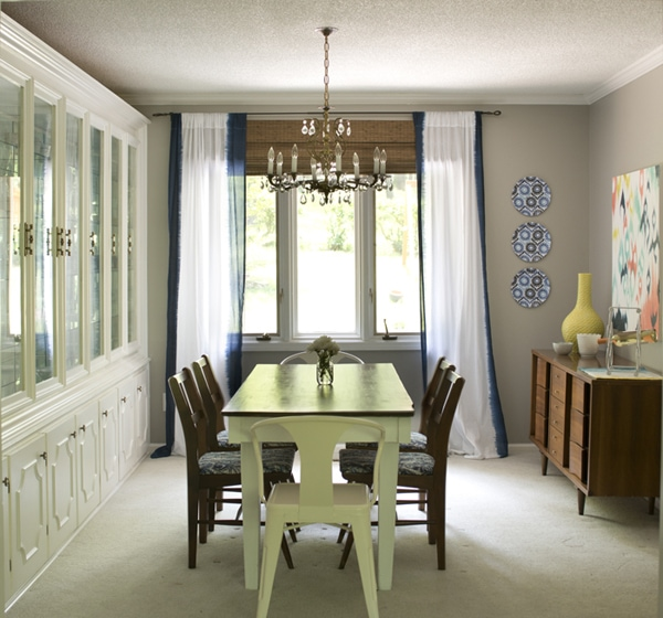 All the details formal dining room bigger than the for Images of formal dining rooms
