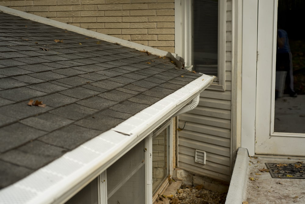 How To Install Gutter Guards Bigger Than The Three Of Us