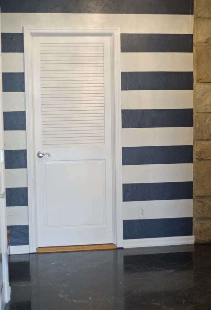 Navy_and_white_striped_walls