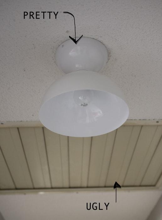 pretty light but ugly attic fan