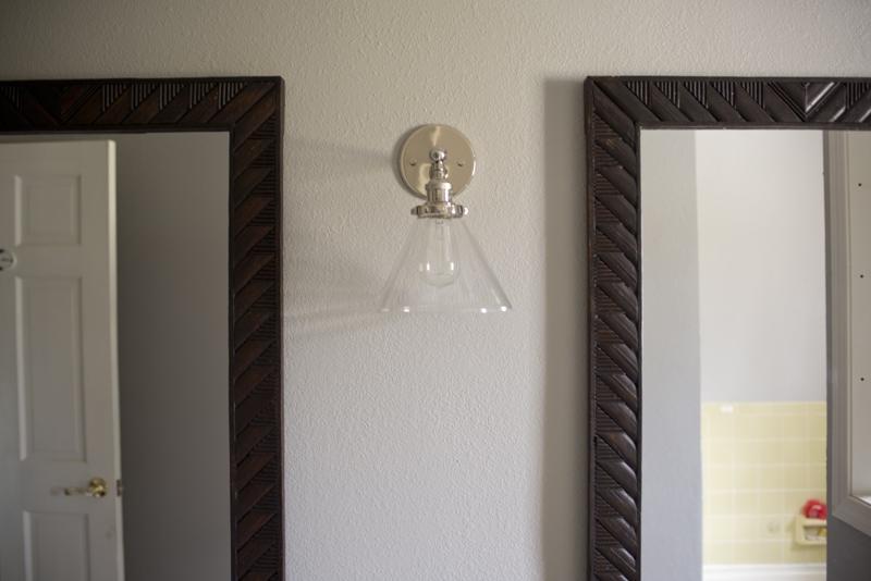 Vanity Mirror With Lights Craigslist : Bathroom Lighting and Mirrors - Bigger Than the Three of Us