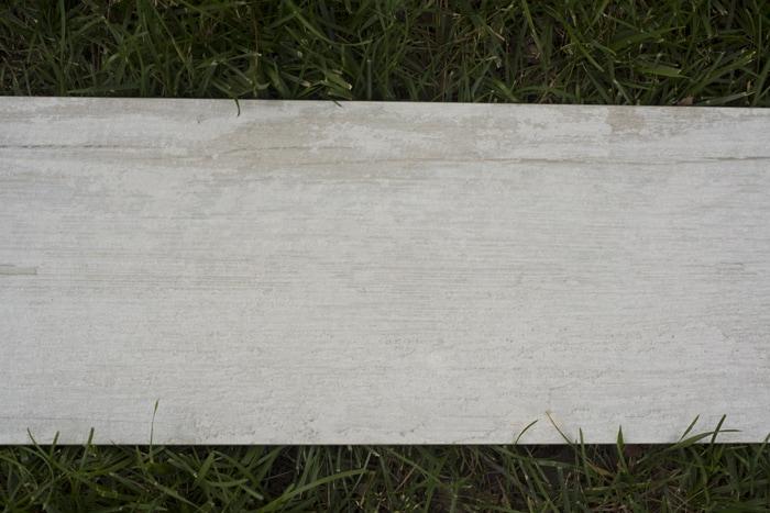 new whitewashed wood tile