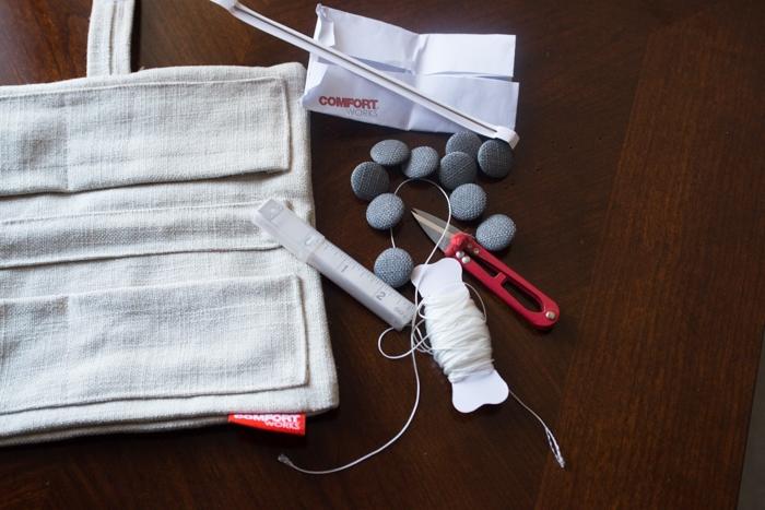Comfort Works Tufting kit