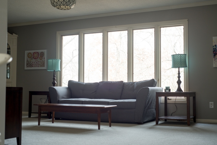 tufted couch with comfort works
