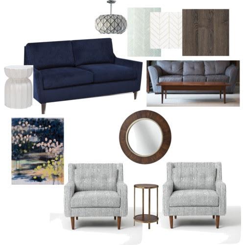 Living Room Board 1