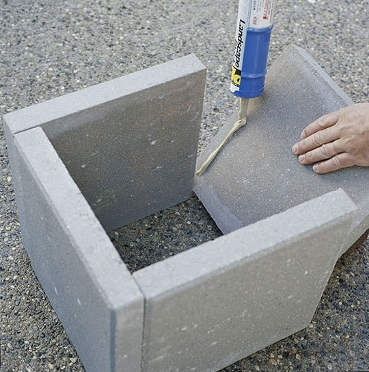 Concrete DIY Planter