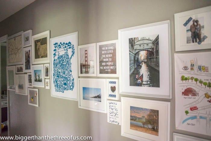 travel gallery hallway