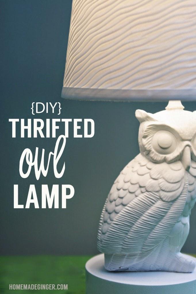 OWL LAMP1