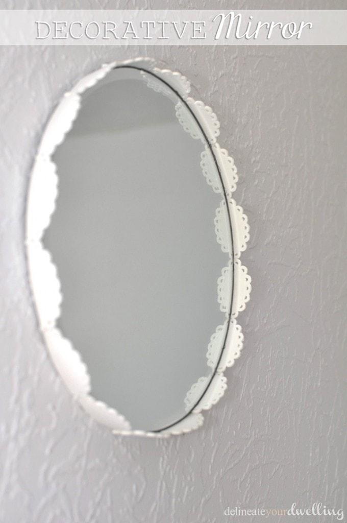 1 Decorative Mirror