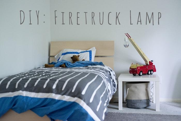 DIY-Firetruck-Lamp