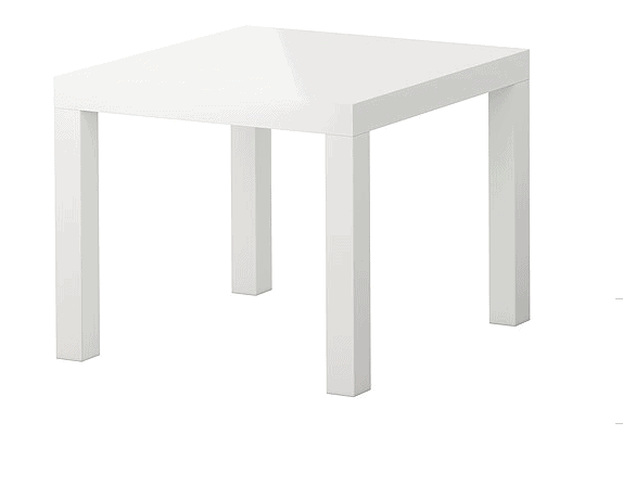 Lack Table from Ikea