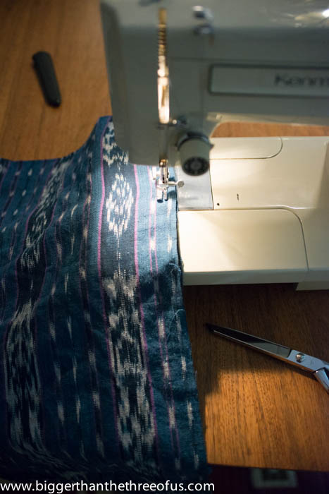 How to Sew a Simple Pillow
