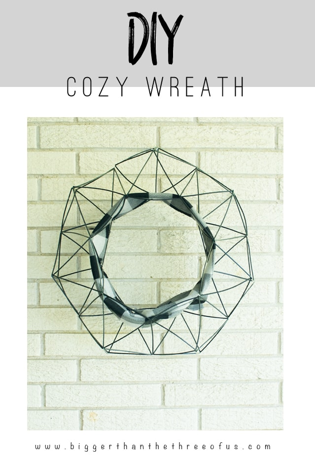 Cozy up your HImmeli wreath