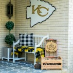 Front Porch Fall Decor Decorating