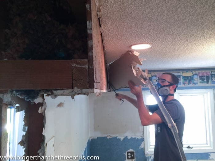 Soffit Removal DIY Tutorial