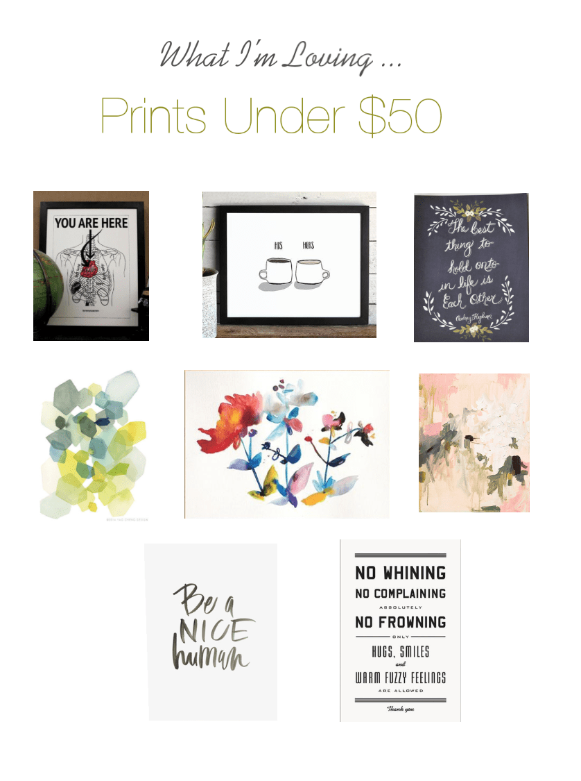 Affordable Art Prints by Bigger Than The Three Of Us