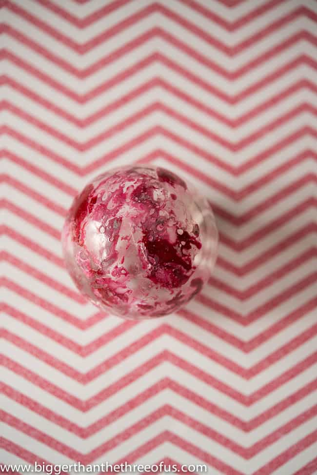DIY Marbleized Ornament by Bigger than The Three Of Us-4