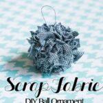 Ornament Tutorial for a Scrap Fabric Ball Ornament-2