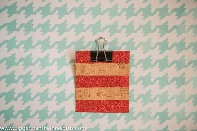 Scrapbook Paper Ornament with a Moose DIY by Bigger Than The Three Of Us-2
