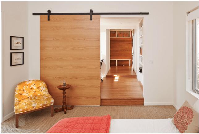 Modern Barnwood Doors