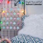 Easy and Free Advent Calendar DIY