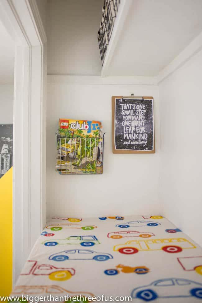 Space printable for Boys room