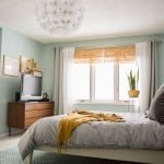 Light and Airy Master Bedroom
