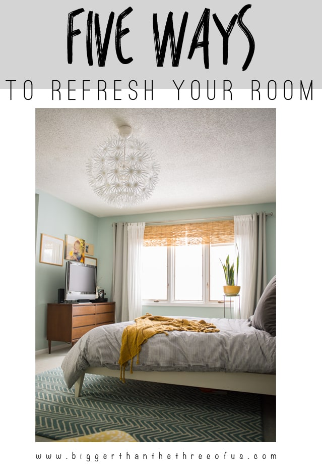 5 Ways to Change your Decor without Spending Money