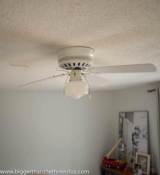 old Fan in Boys Rooms (1 of 1)
