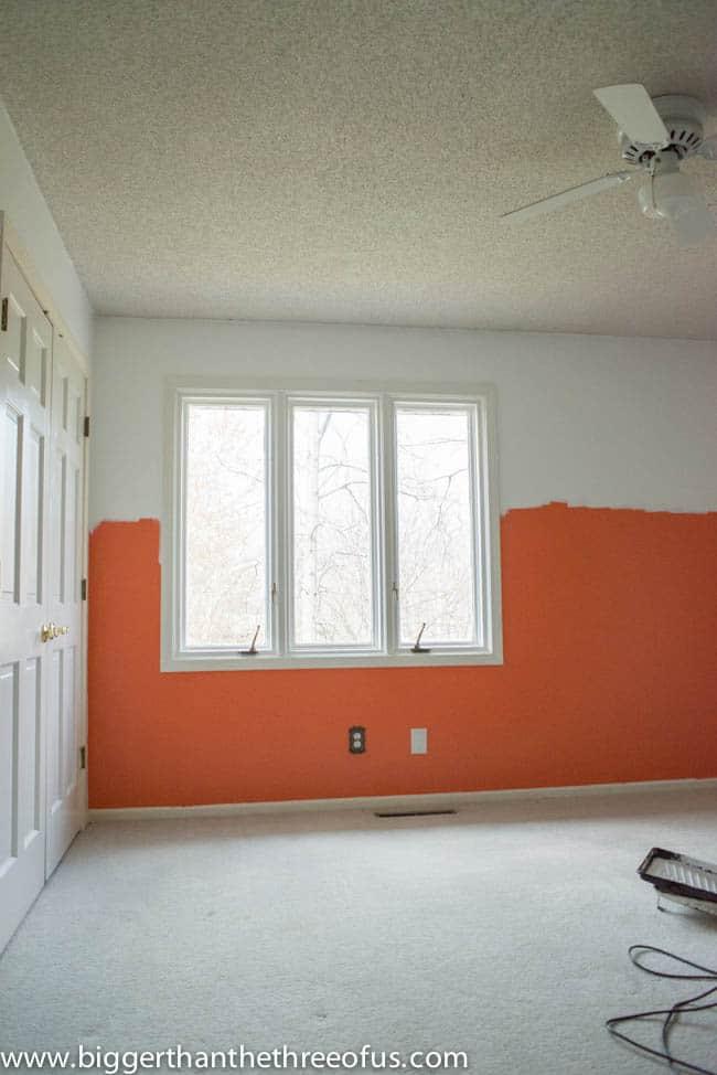 Guest Bedroom Refresh for One Room Challenge Week 2