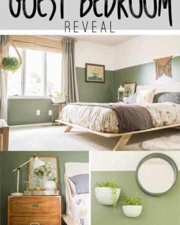 Eclectic Bedroom Reveal