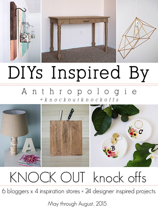 6 Amazing DIYS inspired by Anthro