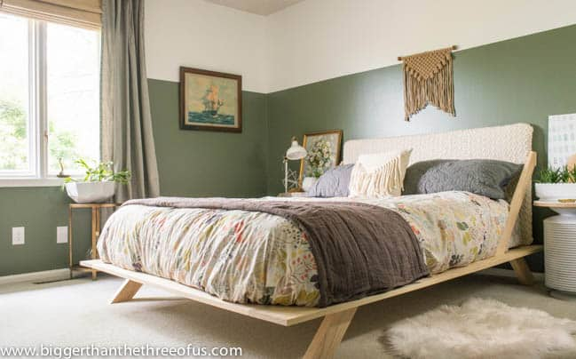 Modern Eclectic Bedroom Reveal
