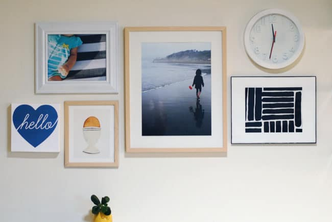 Brave New Home Gallery Wall