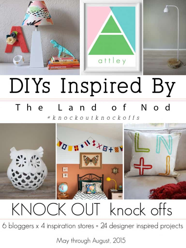 DIYS Inspired by Land of Nod