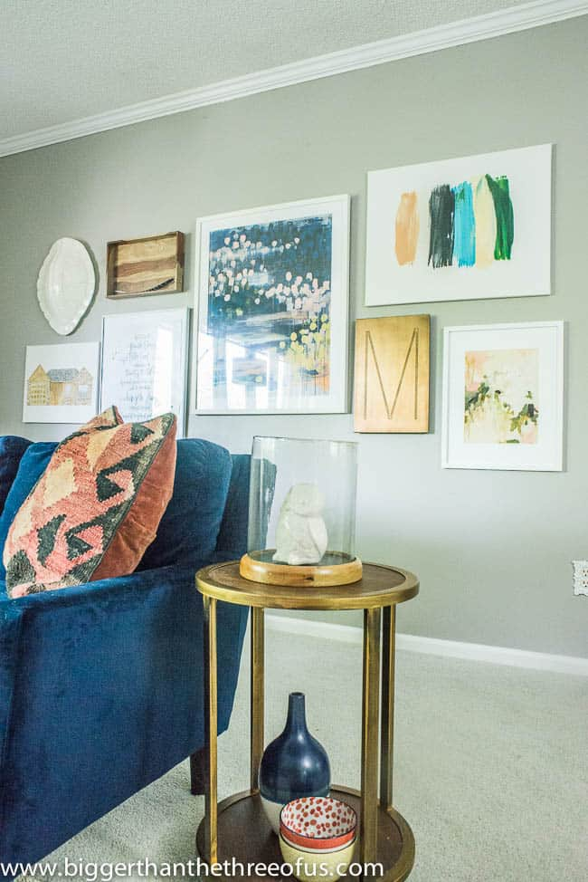Tips and Tricks for Gallery Walls