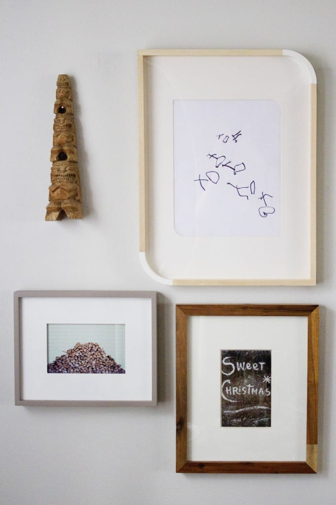 Modern Eclectic Gallery Wall