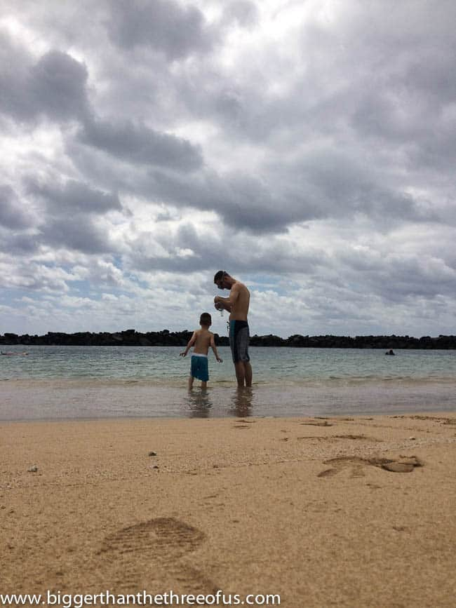 Kauai Travel with Young Kids