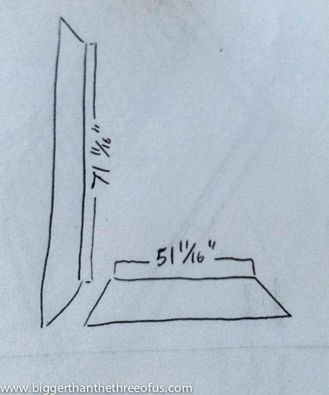 DIY Mid Century Inspired CB2 Bed-1-2
