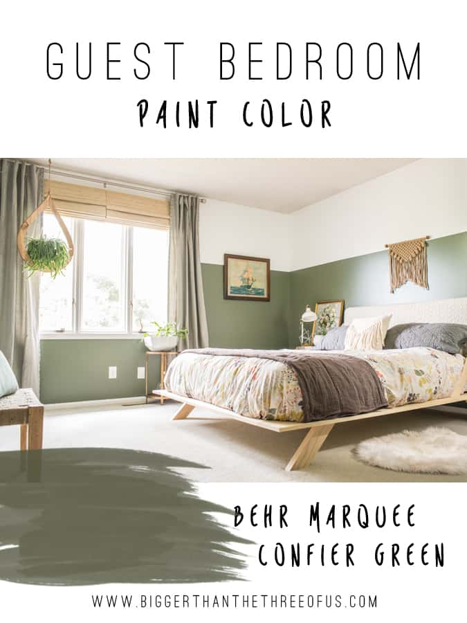 guest bedroom paint color