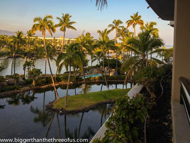 Hilton Resort with Kids Club Review on the Big Island