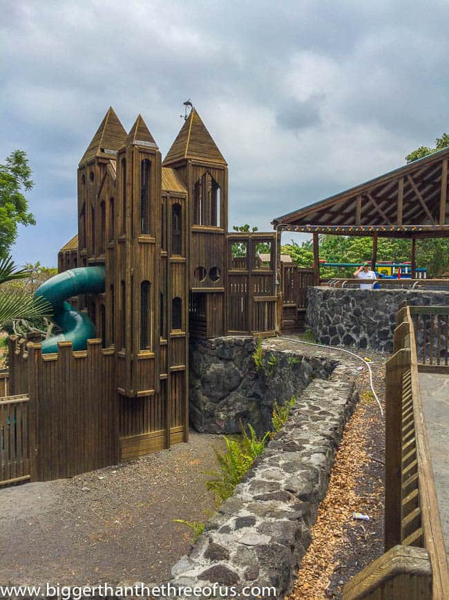 Free playgrounds to stop at on The Big Island