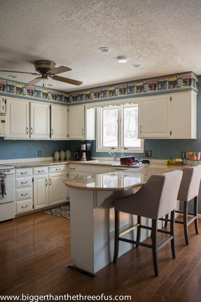 Enlarging a Kitchen Window