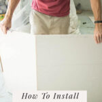 drywall installation how to