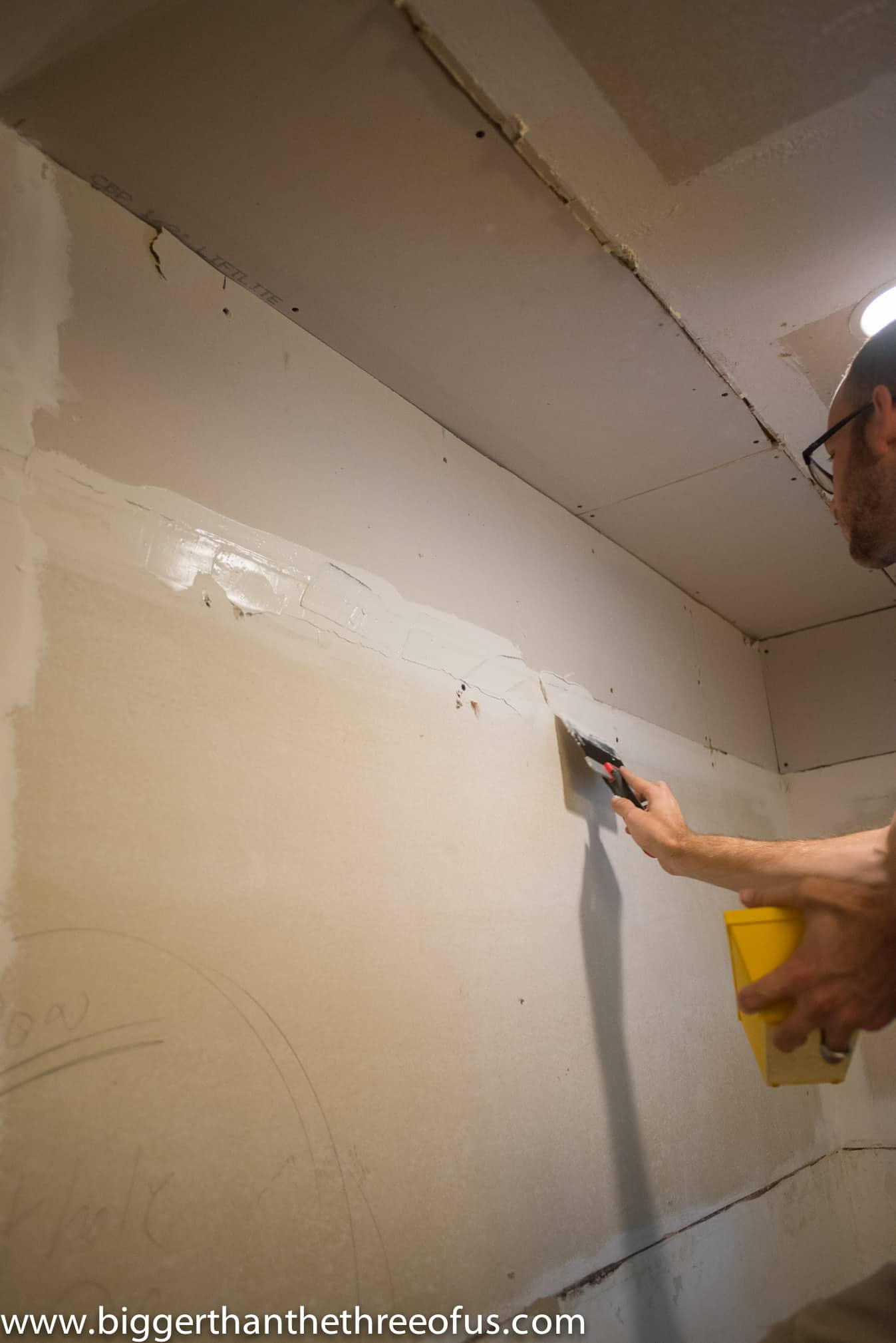 Best Drywall Tape : How to mud drywall