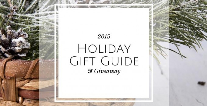 Christmas Gift Guide for Your Family & $50 Giveaway to Anthropologie!