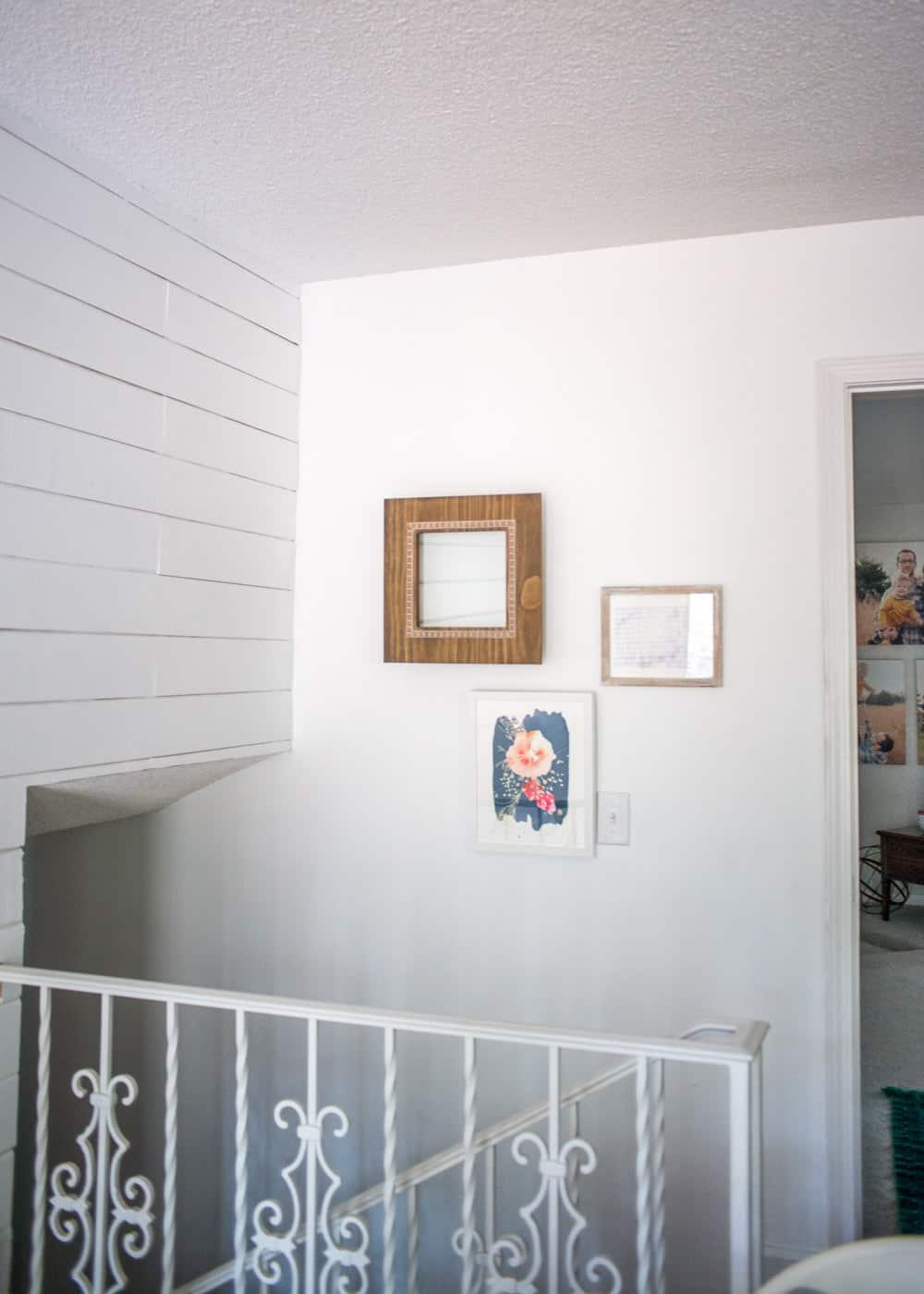 Kitchen Gallery wall in Progress
