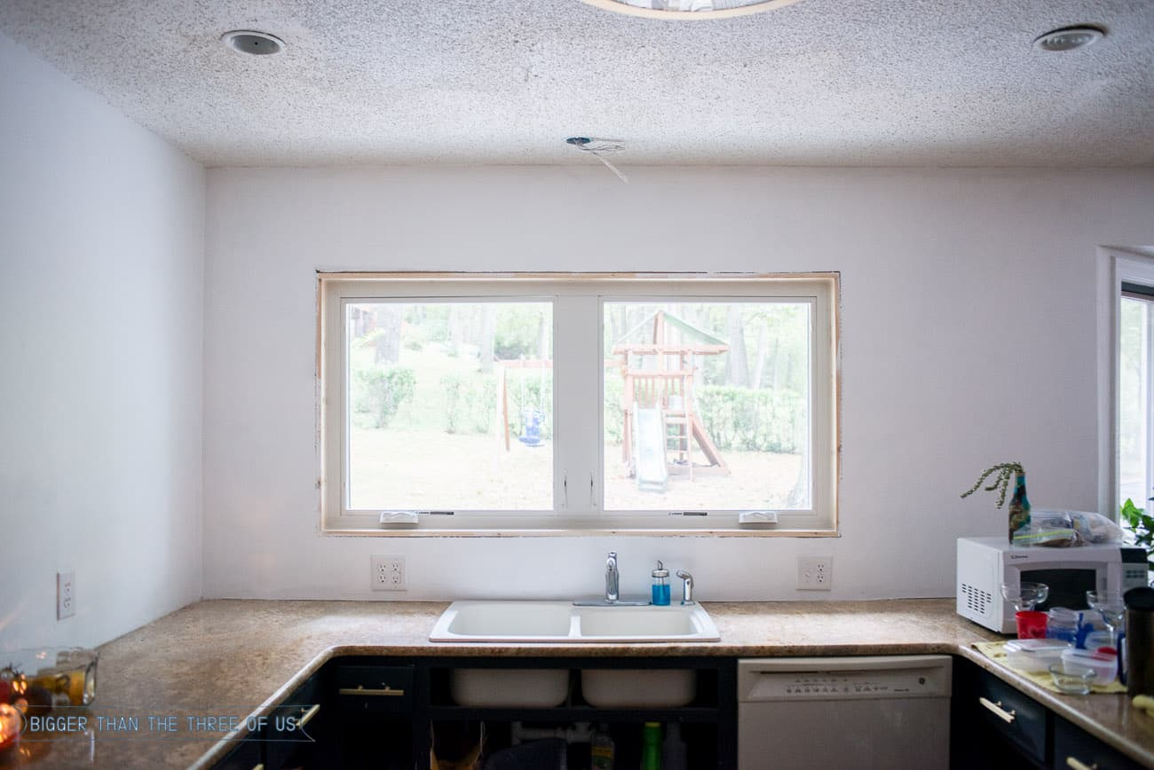 Cost to Enlarge Window Opening