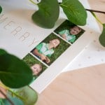 Non-Traditional Christmas Cards for the Modern Mom